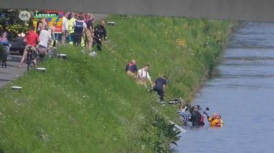 """Scouts redden drenkeling uit kanaal: """"Gedaan wat we moesten doen. Het koude bad nemen we er graag bij"""""""