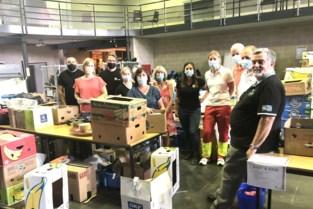 """Hulpactie in Riemst voor slachtoffers watersnood in Voeren: """"Een ware overrompeling"""""""