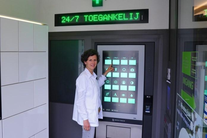 """Deze apotheek bedient patiënten via automaat: """"Maar een machine zal ons nooit vervangen"""""""