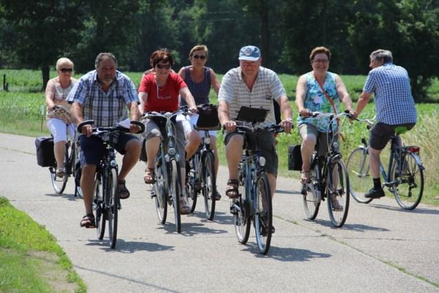 Turnkring Tuimeling laat fietsers streek verkennen