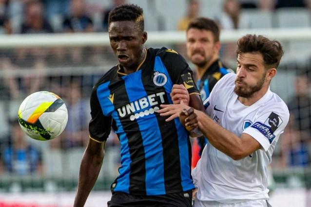 Club Brugge verkoopt 20-jarige Kossounou voor een recordbedrag aan Leverkusen