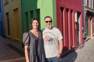 """Linde en Dominic maken overstap van autobranche en worden B&B-uitbaters: """"In deze wielerstad wordt Casa Dodo thuishaven voor stappers en trappers"""""""