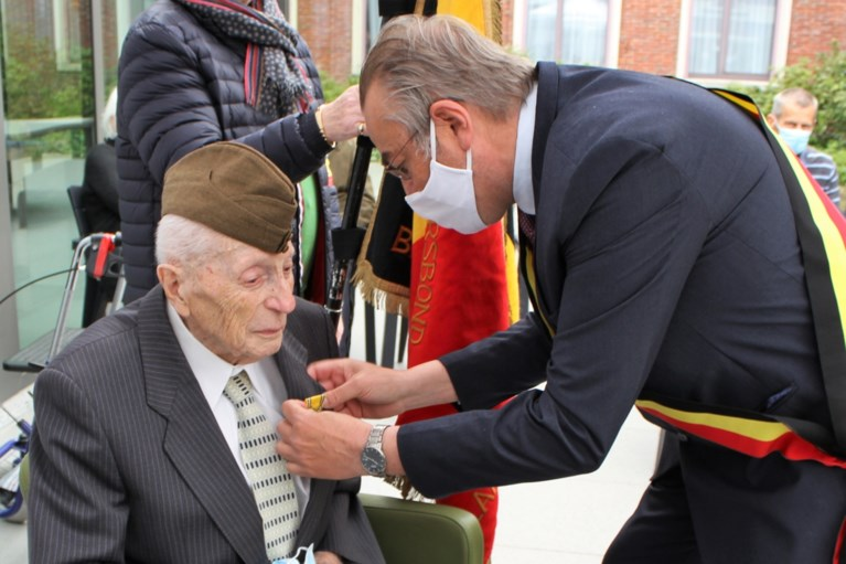 Oorlogsveteraan viert honderdste verjaardag