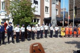 Aarschot herdenkt slachtoffers van corona en wateroverlast op nationale feestdag