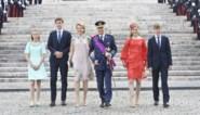 Koning Filip en gezin wonen Te Deum bij: coronaproof en met minder publiek
