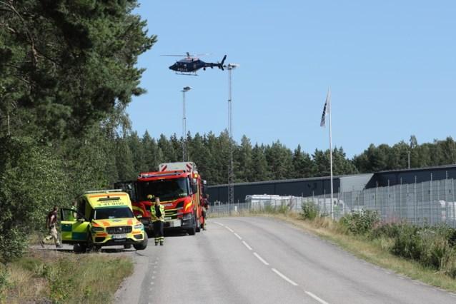Gijzeling in Zweedse gevangenis