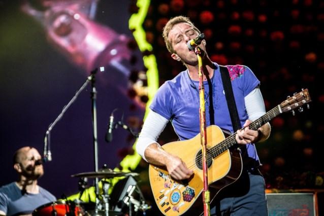 Coldplay brengt nieuwe plaat uit in oktober en geeft meteen voorsmaakje