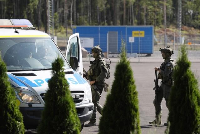 Gijzeling in Zweedse gevangenis afgelopen zonder slachtoffers