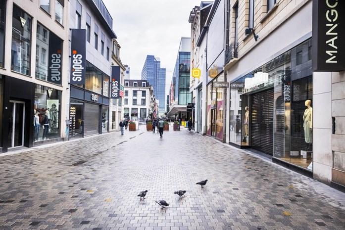 Corona slaat gaten in winkelstraten: 1 op 9 Vlaamse handelspanden staat leeg