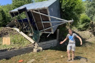 Organisator jeugdkampen vindt werfkeet terug in rampgebied