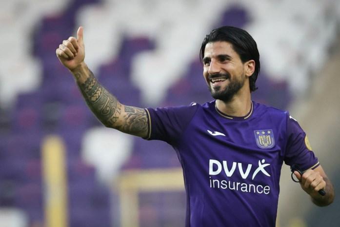 """Anderlecht eindigt 3de: """"De erfenis van Nmecha weegt zwaar"""""""