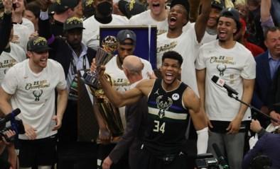 Meesterlijke Antetokounmpo leidt Milwaukee Bucks naar eerste NBA-titel in 50 jaar