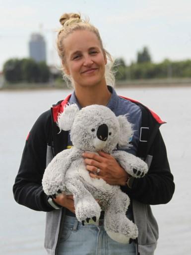 Ann Reymen zoekt naar verhalen achter olympische sporters in podcast 'Tokyo Hotel'