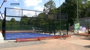 Padelhype nog lang niet voorbij: Tennis Wezemaal opent zaterdag drie nieuwe padelterreinen