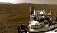 Marsrover Perseverance gaat monsters van rotsen op Mars nemen