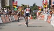 """Indrukwekkende ritwinst en leiderstrui voor jonge Amerikaan Quinn Simmons in Ronde van Wallonië: """"Leiderstrui nu behouden"""""""