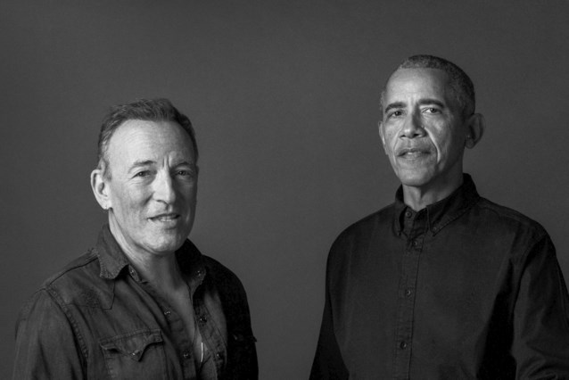Bruce Springsteen en Barack Obama brengen samen boek uit