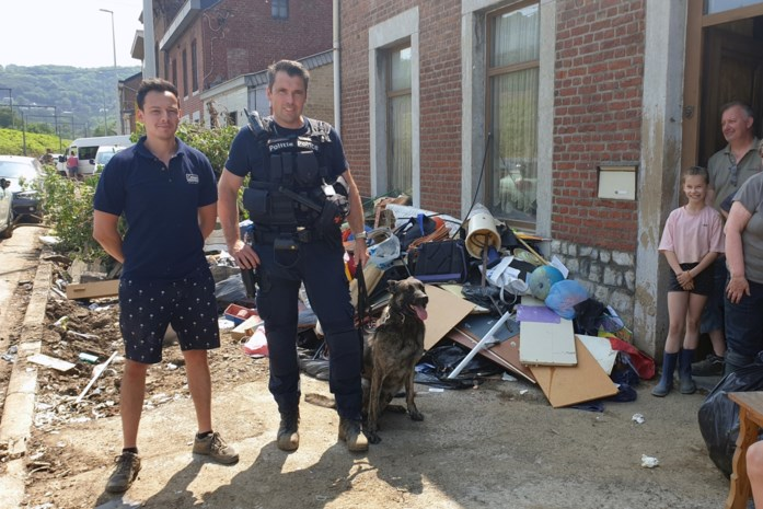 """Agent getuigt over plunderingen in Verviers: """"Bekende criminele familie was met takelwagen en bootje op pad"""""""