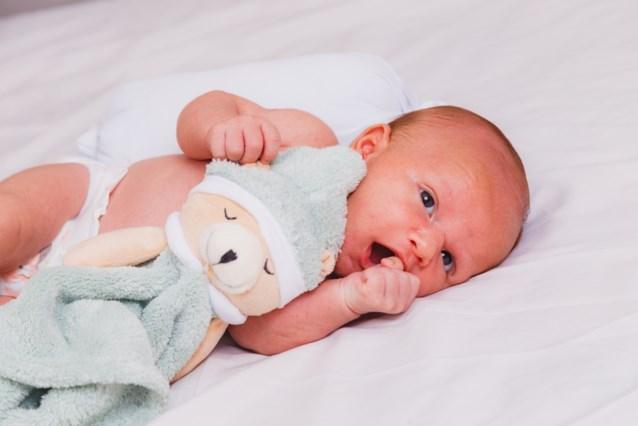 Voor het tiende jaar op rij minder baby's geboren in België