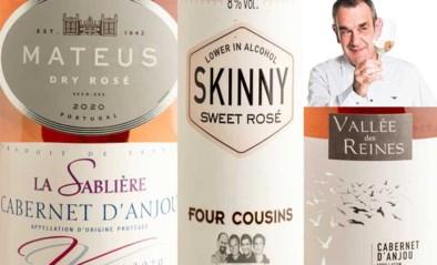 Lang tijd immens populair, nu willen we iets anders: hoe halfdroge rosé steeds droger wordt