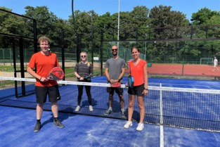 Padel spelen kan nu ook in sportcentrum Osbroek