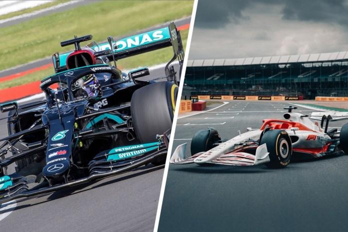 Ongeziene revolutie in de Formule 1: hoe nieuwe wagens de sport vanaf volgend jaar veel spectaculairder moeten maken
