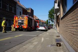 Bewoners doen boodschappen en vergeten kookpot op vuur