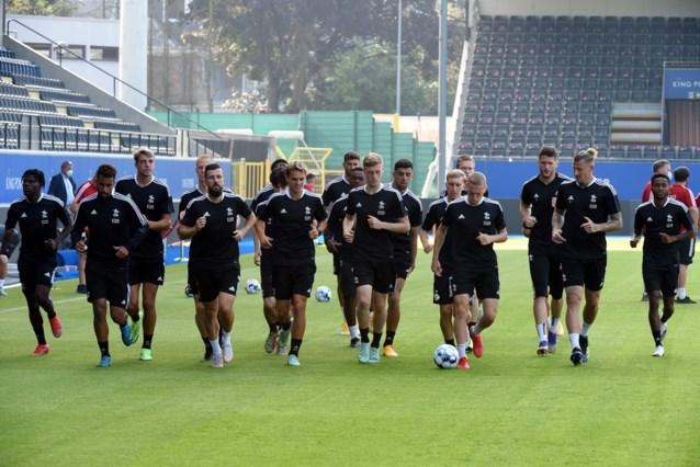 """OH Leuven traint voor het eerst op grasmat van meer dan een miljoen euro: """"Zoals alle velden in de Premier League"""""""