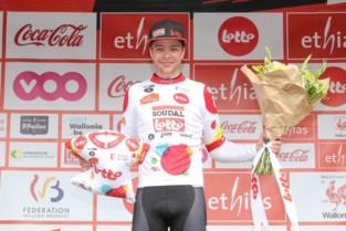 """Aanvalslustige Florian Vermeersch: """"Vuelta wordt eerste grote ronde"""""""