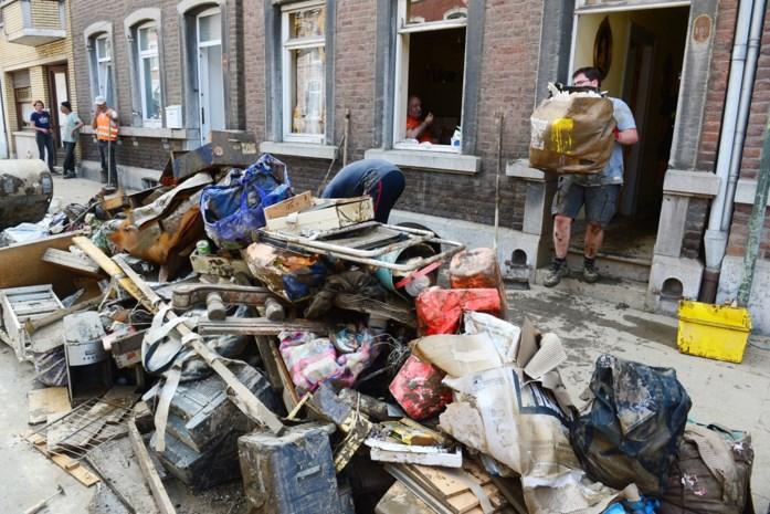 Zwammen, ratten en buikloop: zorgen van getroffen mensen nog niet voorbij