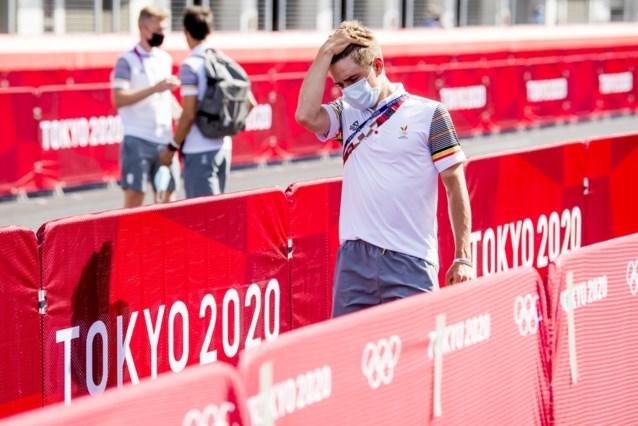 """Remco Evenepoel: """"Toen ik in de Giro nipt aan een valpartij ontsnapte, heb ik even geweend"""""""