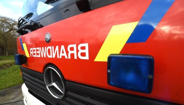 Brandweer bevrijdt man uit keldergat in Koekelberg
