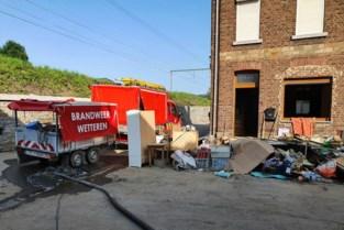 Brandweermannen uit Wetteren reanimeren slachtoffer van watersnood in Pepinster