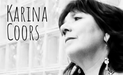 Karina Coors verloor beide ouders aan corona maar is nu terug met nieuw werk