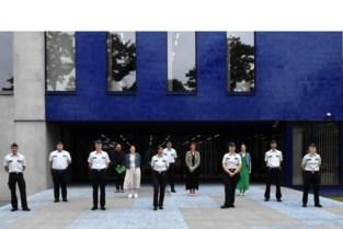 Negen nieuwe medewerkers voor politiezone Vlas