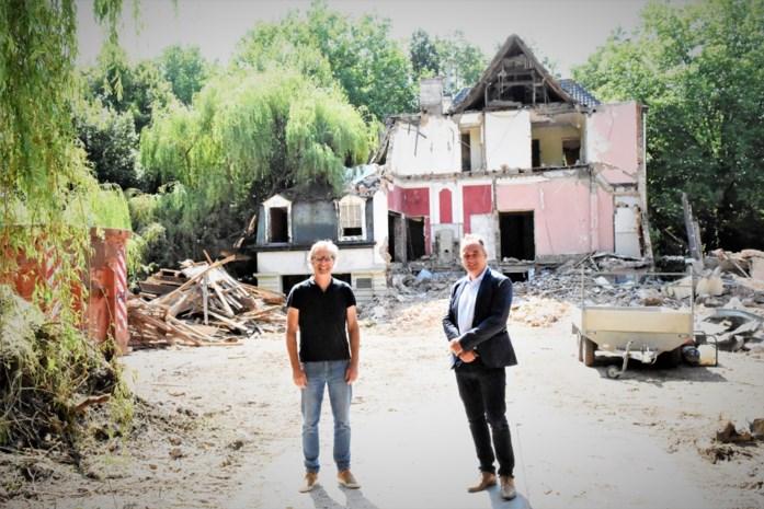 """Kasteel Leierust gaat tegen de vlakte: """"Het was echt niet veilig meer"""""""