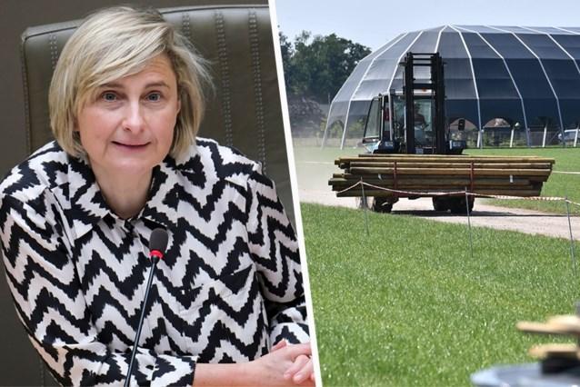 Crevits laat voorschot van 1,8 miljoen euro voor Pukkelpop onderzoeken na afgelasting