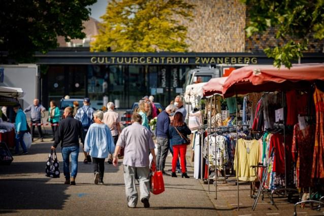 """Maandagmarkt verhuist tijdelijk voor amfitheater: """"Definitieve verhuizing volgt"""""""