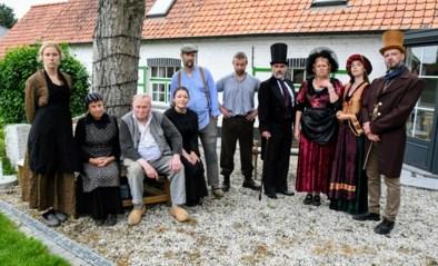 Theater 't Fonteintje brengt elf gratis openluchtvoorstellingen aan kasteel d'Aertrycke
