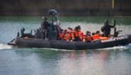 Frankrijk redt 42 migranten op Kanaal