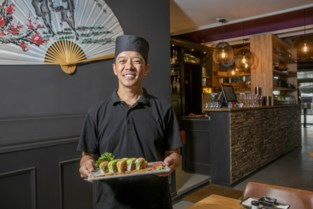 """In de potten kijken bij Ratan Gurung van Umamisushi: """"Ik kies voor authentieke sushi"""""""