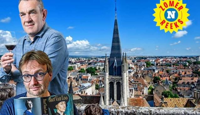 Naar de Bourgogne met Bart Van Loo en Alain Bloeykens: waar we de mosterd hebben gehaald en druiven met geschiedenis worden geperst