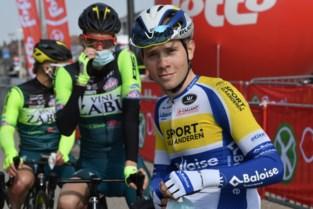 """Fabio Van den Bossche bekoort: """"Blij dat ik regelmaat bij de profs kan doortrekken"""""""