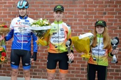 """Houthulstenaar Axel Vandamme heeft goede pedaaltred te pakken: """"Ik ga voor een plaats in de top tien"""""""
