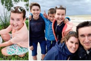 """Ouders vertelden Saartje (11) niet dat haar leukemie te ver gevorderd was: """"We hebben haar nog drie speciale wonderweken gegeven"""""""