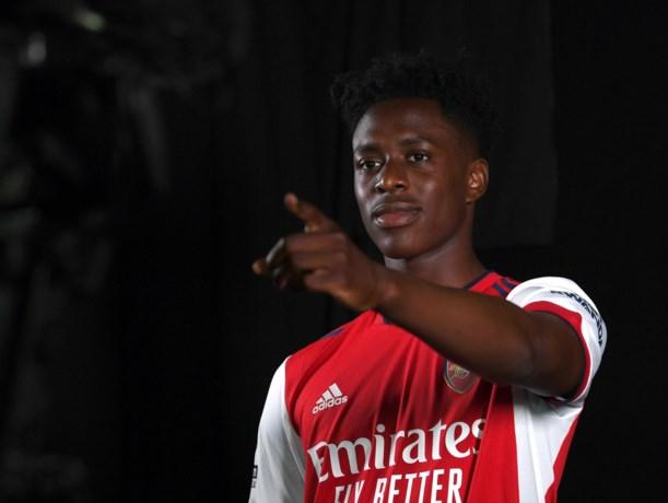 Geen Amerikaanse trip voor Sambi: Arsenal zegt trip naar VS af wegens coronagevallen