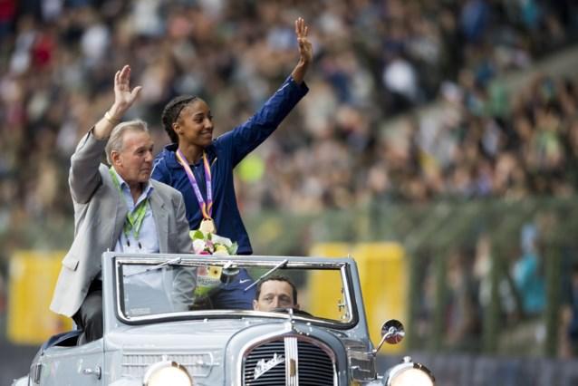Memorial Van Damme verwelkomt alle Belgische olympiërs van Tokio
