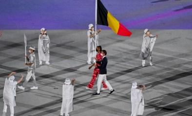 IN BEELD. Team Belgium straalt tijdens openingsceremonie