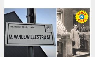Geen Michel Vandewielestraat zonder de Polydoor Benootstraat