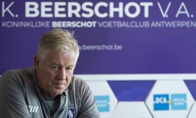 """Beerschot-coach Peter Maes voor debuut tegen Cercle: """"We moeten veel drang en durf tonen"""""""